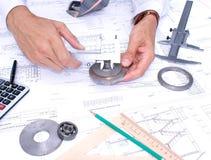 Testing tools Stock Image