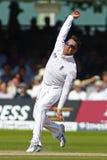 3. Testmatchtag 2012 Englands V Südafrika 4 Stockbild