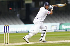 3. Testmatchtag 5 Englands V Südafrika Stockfotografie