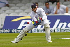 3. Testmatchtag 2012 Englands V Südafrika 4 Lizenzfreie Stockfotografie