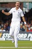 3. Testmatchtag 2012 Englands V Südafrika 1 Lizenzfreie Stockfotografie