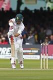 3. Testmatchtag 2012 Englands V Südafrika 1 Lizenzfreie Stockbilder