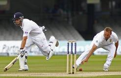 3. Testmatchtag 5 Englands V Südafrika Lizenzfreie Stockbilder