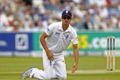 3. Testmatchtag 2012 Englands V Südafrika 2 Stockbilder