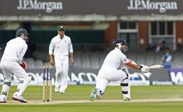 3. Testmatchtag 5 Englands V Südafrika Stockbild