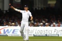 3. Testmatchtag 2012 Englands V Südafrika 4 Stockfotos
