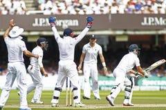 3. Testmatchtag 2012 Englands V Südafrika 4 Stockfoto