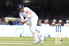 3. Testmatchtag 2012 Englands V Südafrika 2 Stockbild