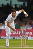 3. Testmatchtag 2012 Englands V Südafrika 4 Lizenzfreies Stockfoto