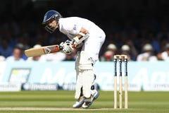 3. Testmatchtag 2012 Englands V Südafrika 2 Lizenzfreies Stockfoto