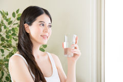 Tests show drinking water is polluted hard to pinpoint the sourc Royalty Free Stock Photography
