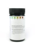 Teststrip de la glucosa Imagen de archivo libre de regalías