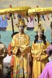 Tet Festival Royalty Free Stock Photo