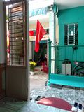 Tet wakacje Danang Wietnam fotografia stock