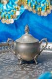 Tetera árabe Imagen de archivo libre de regalías