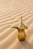 Tetera árabe Fotografía de archivo libre de regalías