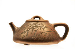 Tetera china antigua Fotos de archivo