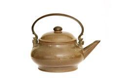 Tetera china vieja Fotografía de archivo