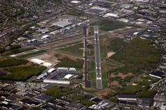 teterboro авиапорта стоковая фотография rf