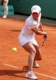 TETIANA LUZHANSKA (UKR) at Roland Garros Stock Image
