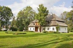 Tetmajer family mansion in Łopuszna, Poland Stock Photos