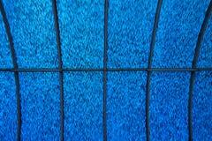 Teto azul  Fotografia de Stock Royalty Free
