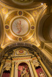 Teto da catedral de Córdova, Argentina Fotos de Stock
