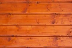 Teto de madeira Imagens de Stock