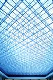Teto de vidro Imagens de Stock