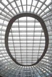 Teto de vidro Foto de Stock Royalty Free