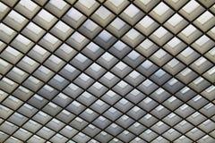 Teto de vidro Foto de Stock