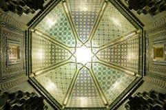 Teto em Samarkand Fotografia de Stock Royalty Free