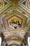 Teto Frescoed Imagens de Stock Royalty Free