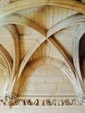 Teto gótico Fotos de Stock