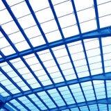 Teto geométrico abstrato Fotografia de Stock