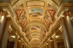Teto italiano fotografia de stock royalty free