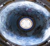 Teto - Roma, Italy. imagens de stock