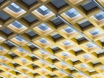 Teto simétrico Fotos de Stock