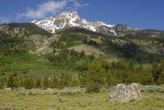 Teton Ansicht Stockbilder