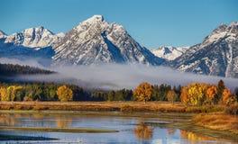 Teton grand Photo stock