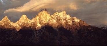 Teton grande Fotografia de Stock