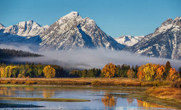 Teton grande Foto de Stock