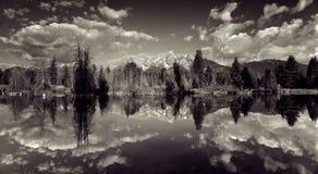 Teton magnífico Foto de archivo