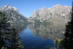 Teton Range Royalty Free Stock Photography