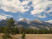 Teton Range stock photography