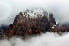 Teton Range of Wyoming Royalty Free Stock Photography