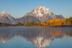 Teton Reflections Stock Images