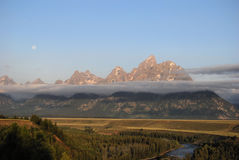 Tetons Royalty Free Stock Image