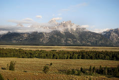 Tetons Stock Images