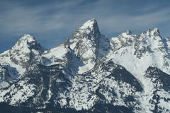 Tetons Royalty Free Stock Photo